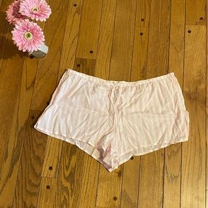 BNWOT Victoria's Secret sleep shorts - Size L